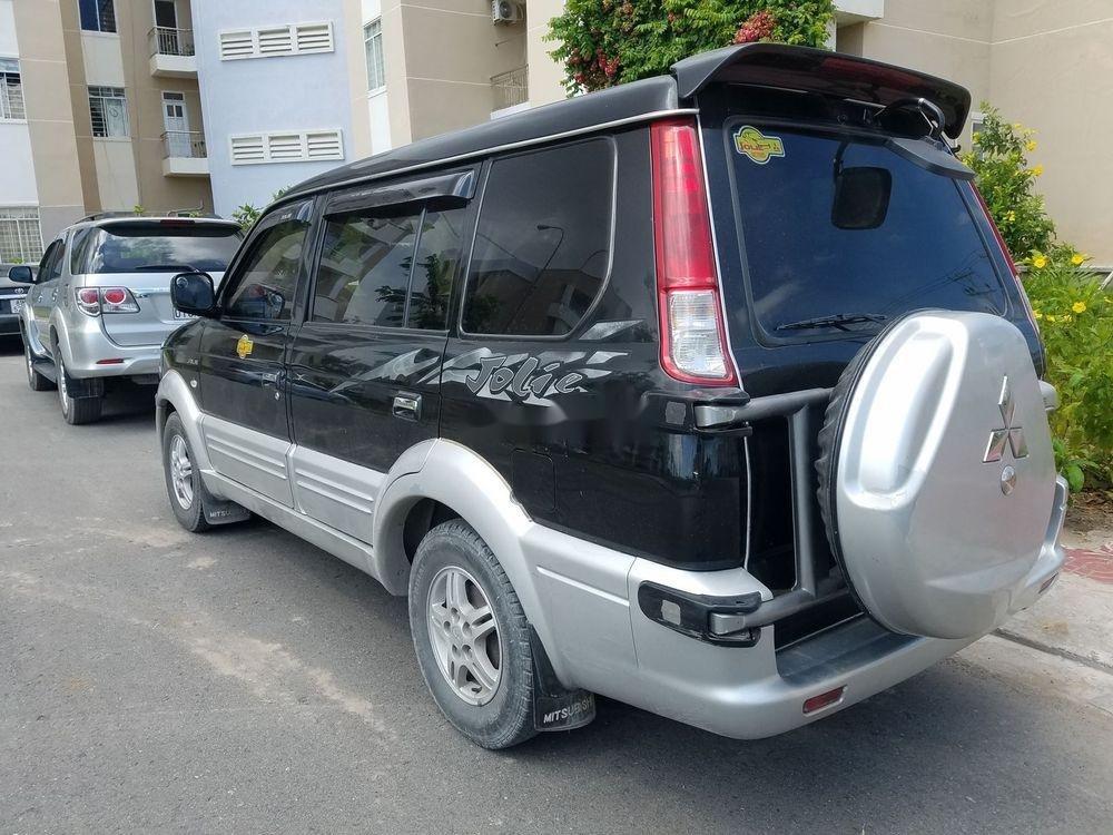 Bán xe Mitsubishi Jolie SS đời 2005, màu đen, nhập khẩu nguyên chiếc, giá tốt (2)