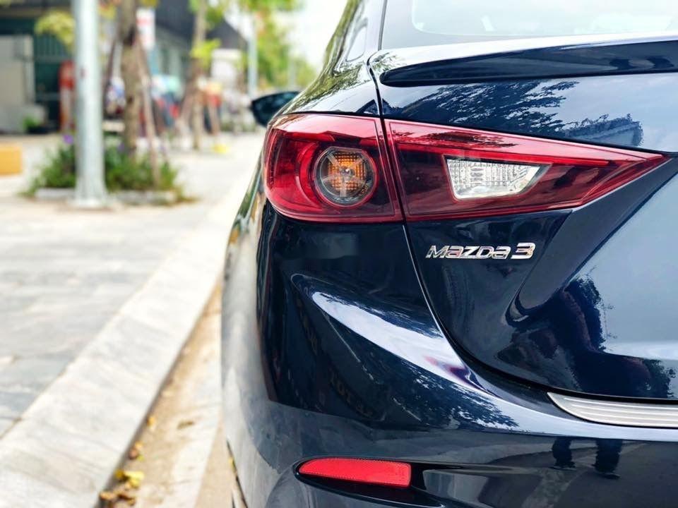Chính chủ bán ô tô Mazda 3 năm 2018, màu xanh lam, xe nhập (4)