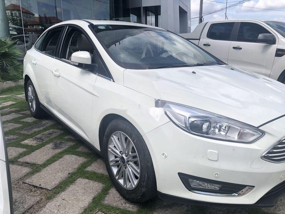 Bán xe Ford Focus AT đời 2018, màu trắng (3)
