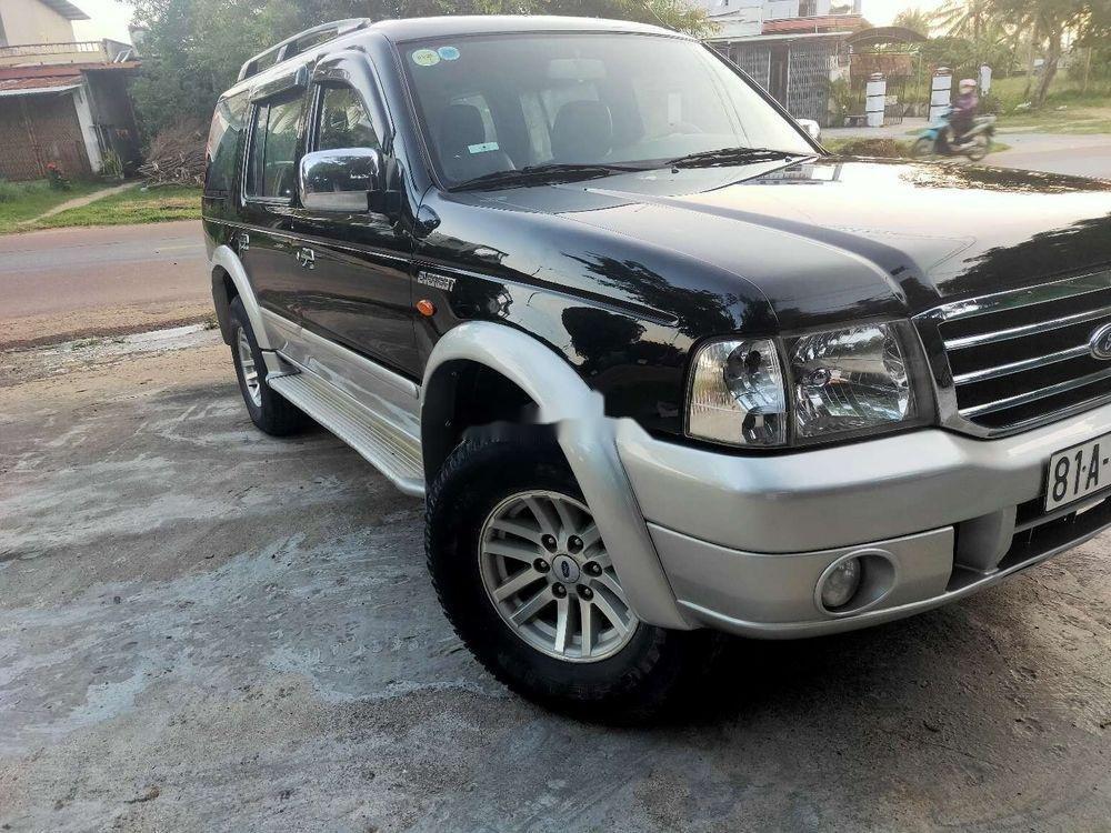 Cần bán Ford Everest đời 2006, nhập khẩu nguyên chiếc, giá cạnh tranh (4)