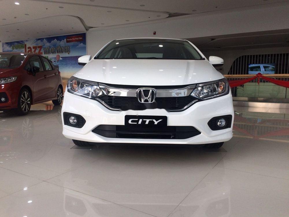 Cần bán xe Honda City sản xuất năm 2019, màu trắng (1)