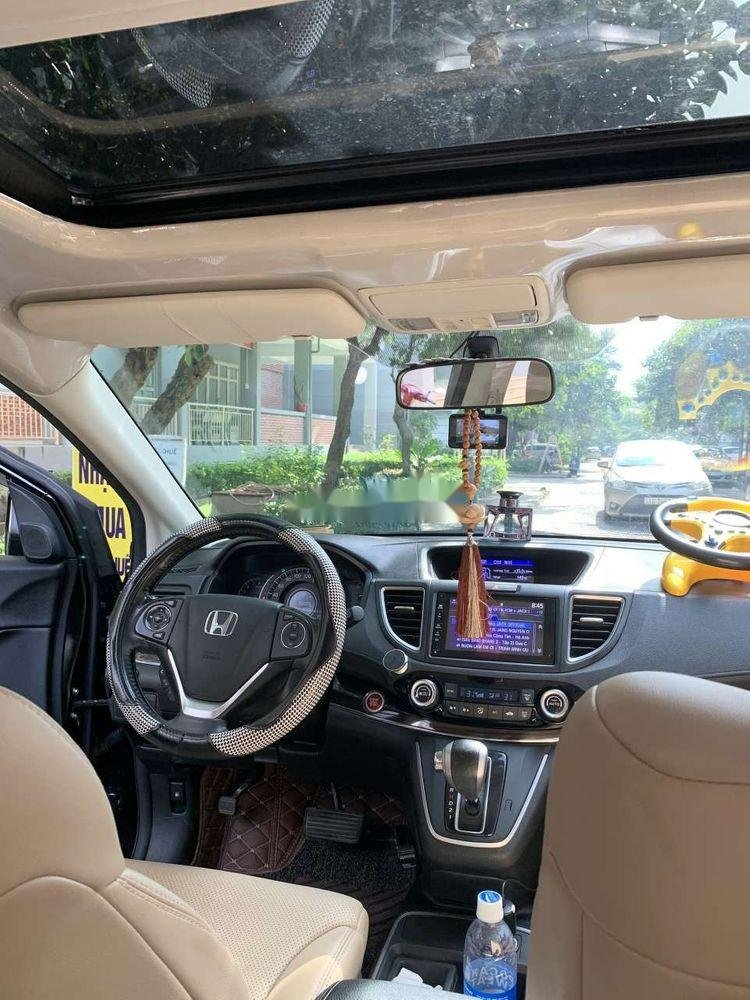 Bán xe cũ Honda CR V 2.4G sản xuất 2016, màu đen, 829tr (9)