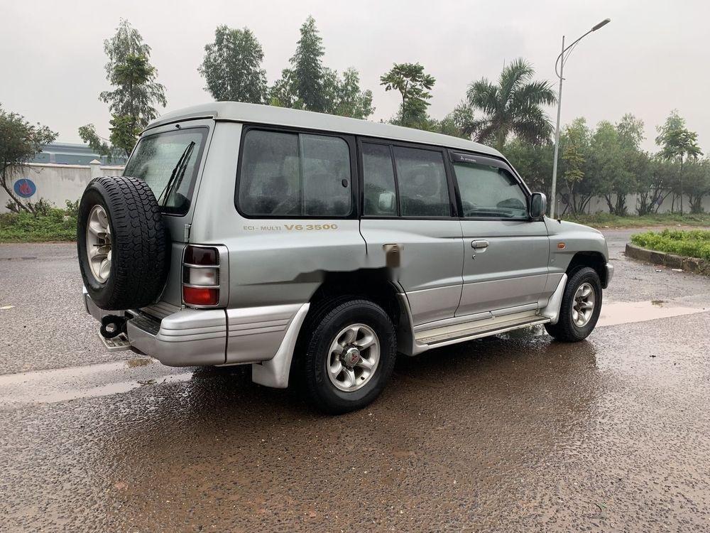 Bán Mitsubishi Pajero AT năm 2001 số tự động giá cạnh tranh (3)
