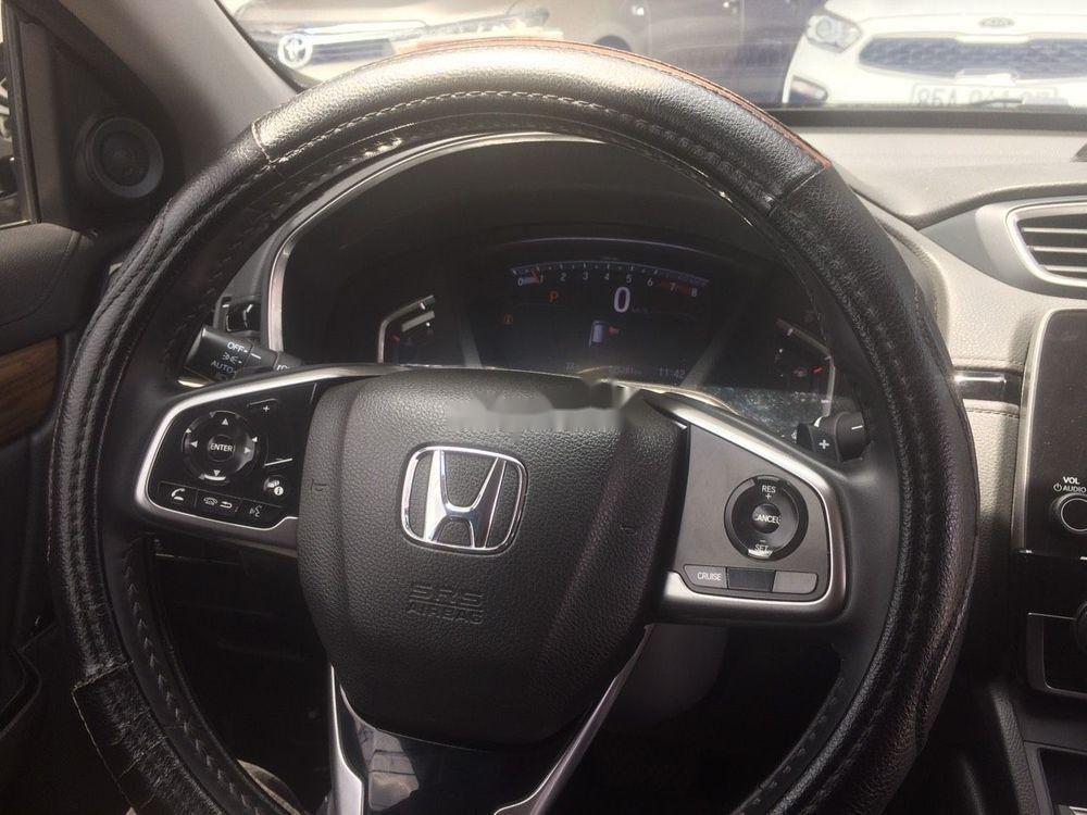 Bán Honda CR V 2018, màu đen, nhập khẩu nguyên chiếc (4)