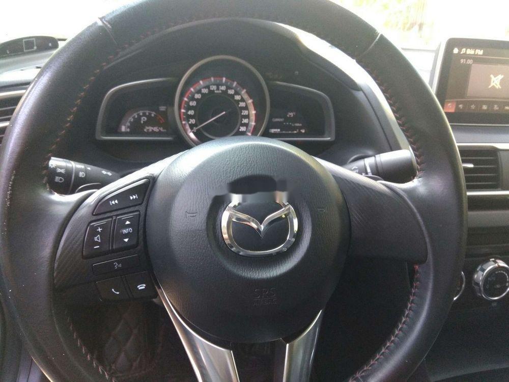 Cần bán lại xe Mazda 3 đời 2016, màu trắng xe gia đình, 585tr, xe nguyên bản (2)