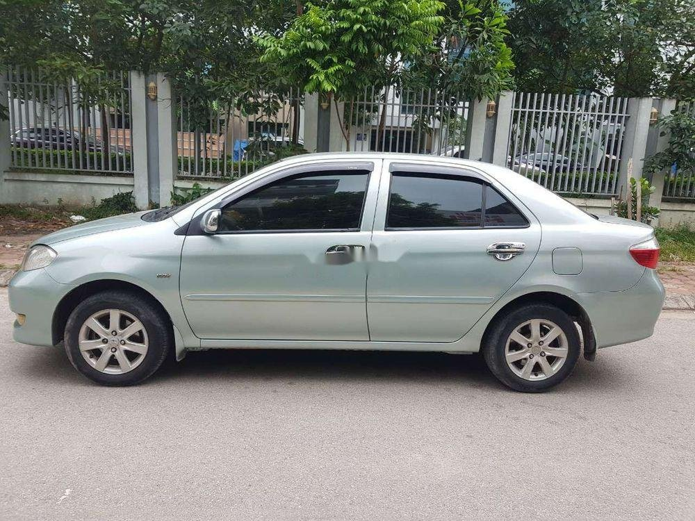 Cần bán gấp Toyota Vios GMT sản xuất 2003, giá chỉ 176 triệu (4)