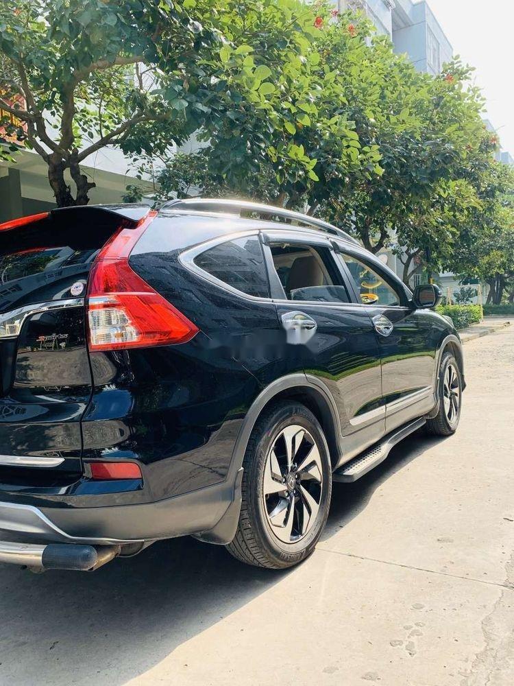 Bán xe cũ Honda CR V 2.4G sản xuất 2016, màu đen, 829tr (3)