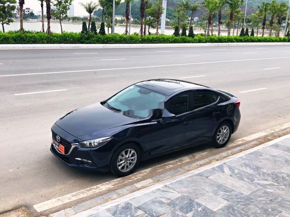 Chính chủ bán ô tô Mazda 3 năm 2018, màu xanh lam, xe nhập (3)
