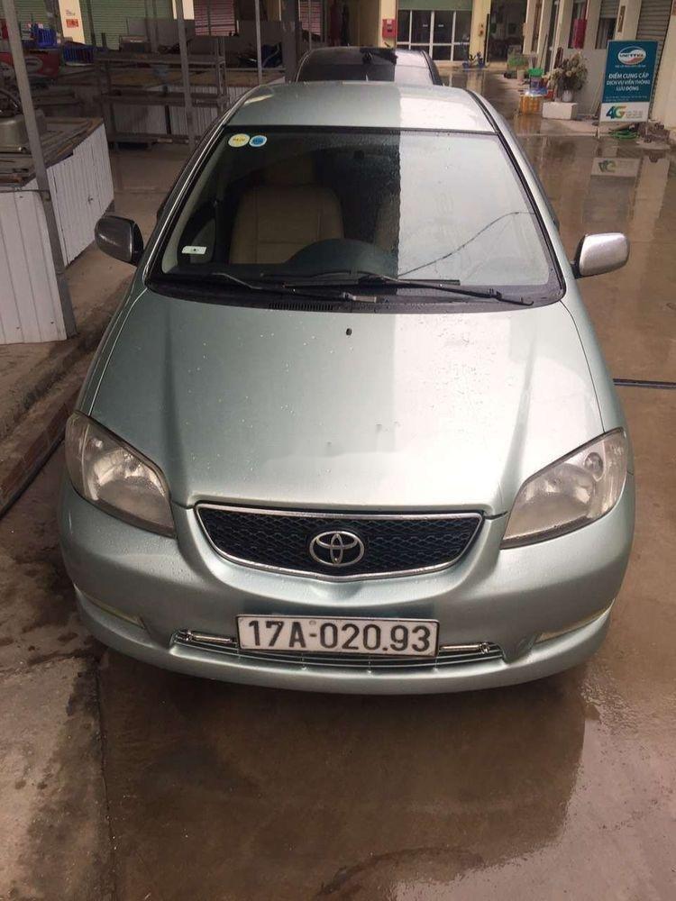 Cần bán gấp Toyota Vios GMT sản xuất 2003, giá chỉ 176 triệu (3)