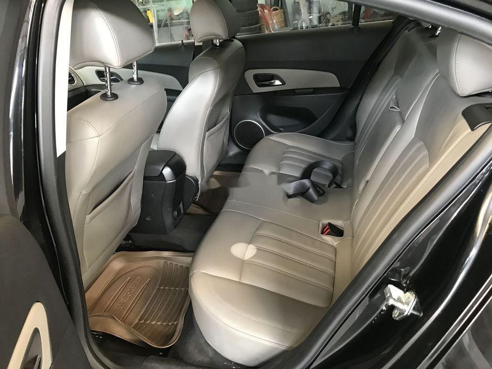 Bán Chevrolet Cruze LTZ 1.8 AT sản xuất 2014, màu đen còn mới giá cạnh tranh (5)