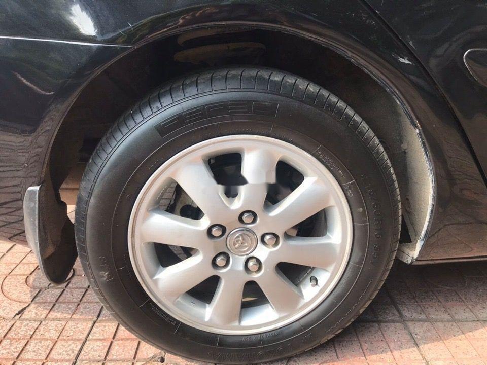 Bán Toyota Camry đời 2003, màu đen số tự động (5)
