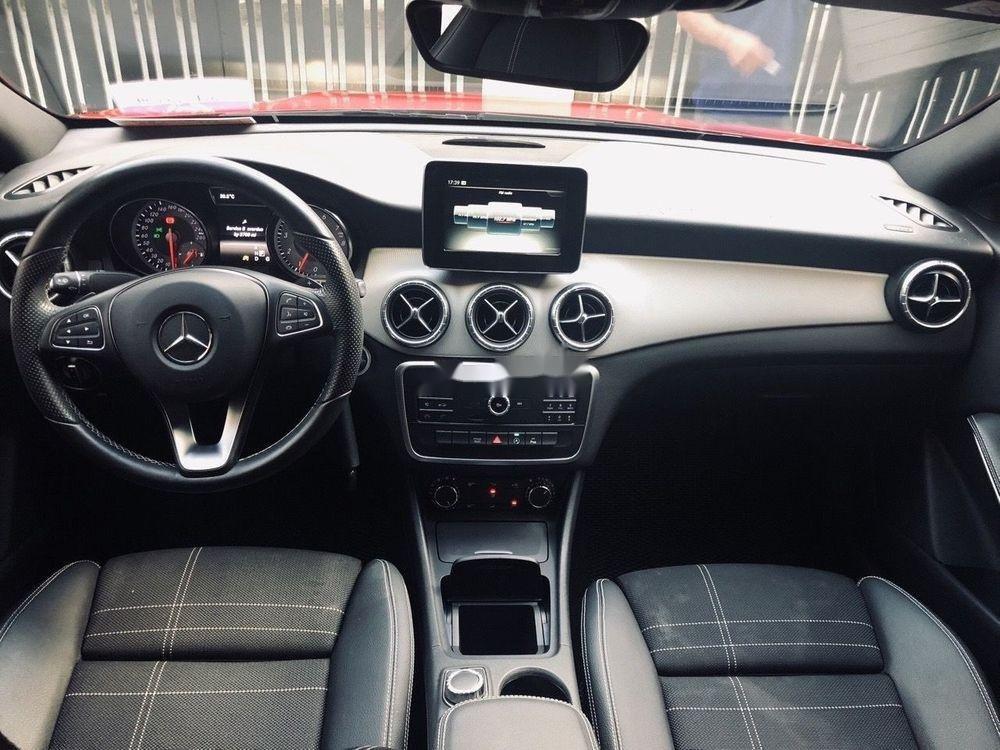 Cần bán Mercedes năm sản xuất 2016, màu đỏ chính chủ, giá tốt, xe nguyên bản (10)