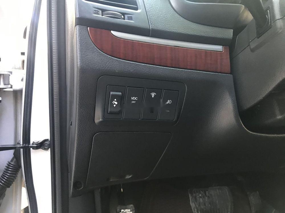 Cần bán Hyundai Santa Fe đời 2007, màu bạc, nhập khẩu chính hãng (12)