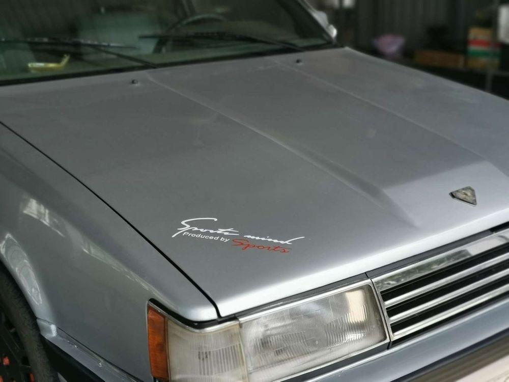 Cần bán Toyota Camry năm 1986, màu bạc, nhập khẩu (2)