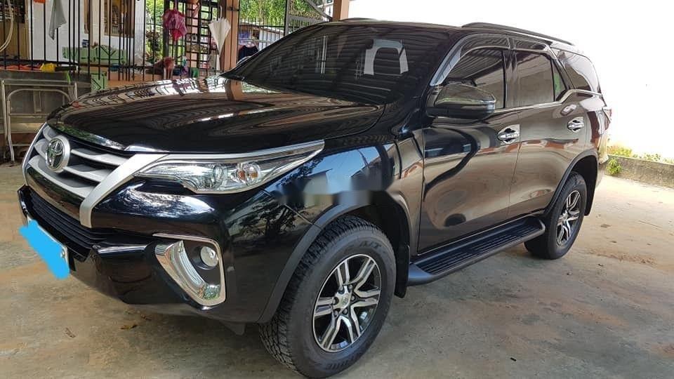 Cần bán xe Toyota Fortuner đời 2018, màu đen, nhập khẩu nguyên chiếc, giá chỉ 960 triệu (2)