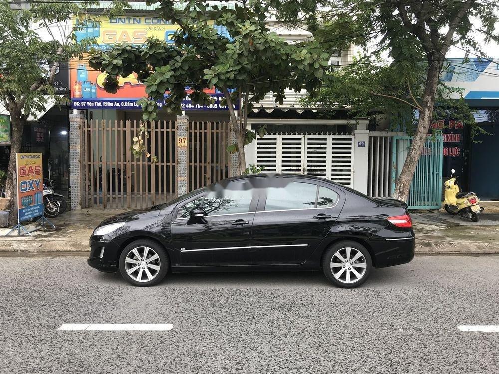 Bán xe Peugeot 408 2014, màu đen xe gia đình, giá 460tr (3)