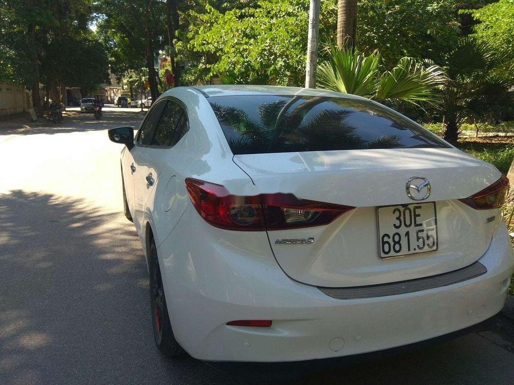 Cần bán lại xe Mazda 3 đời 2016, màu trắng xe gia đình, 585tr, xe nguyên bản (5)