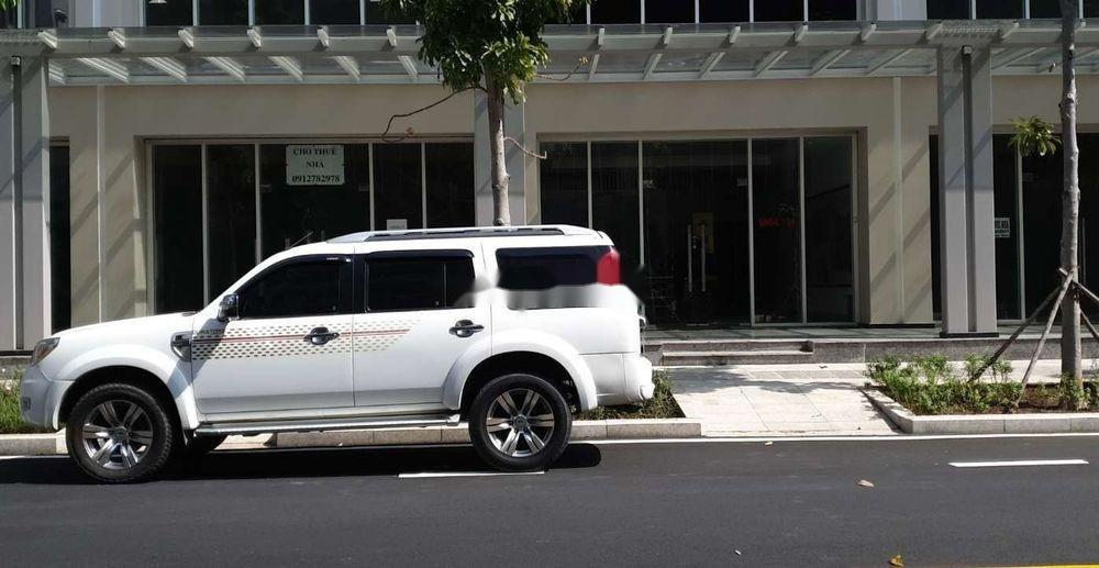 Xe Ford Everest đời 2010, màu trắng số tự động, 415tr (1)