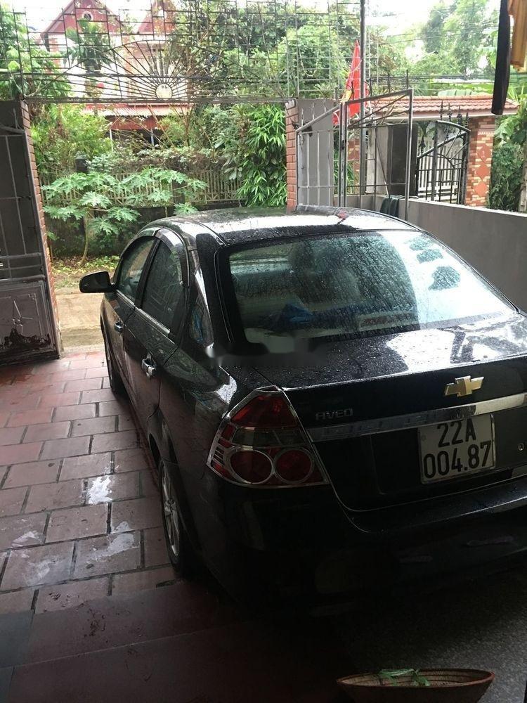 Bán Chevrolet Aveo sản xuất 2011, màu đen số sàn (3)