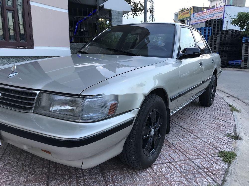 Bán Toyota Cressida năm 1995, nhập khẩu nguyên chiếc, giá tốt (2)