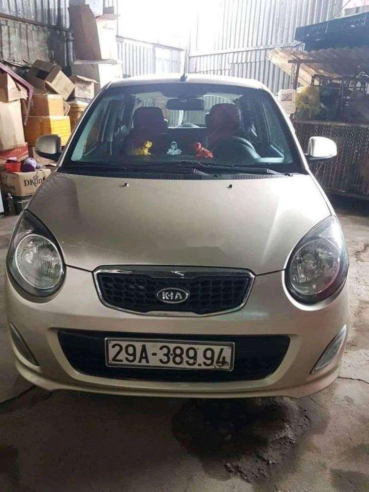 Cần bán xe Kia Morning đời 2011 xe gia đình (3)