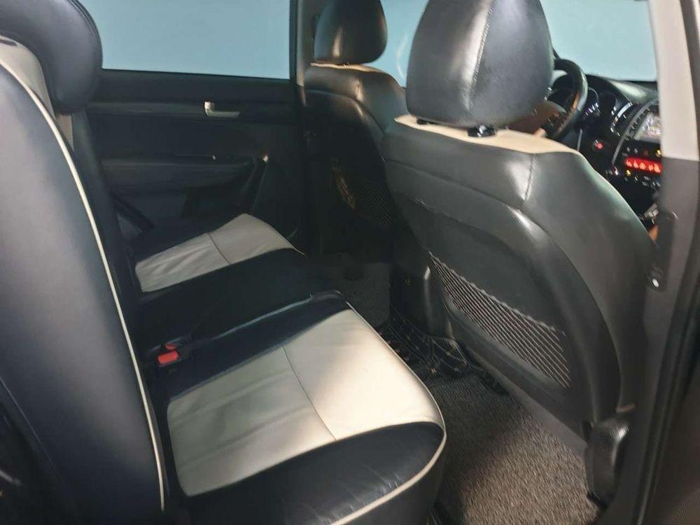 Bán Kia Sorento AT sản xuất 2012, màu đen xe gia đình, giá chỉ 498 triệu (10)