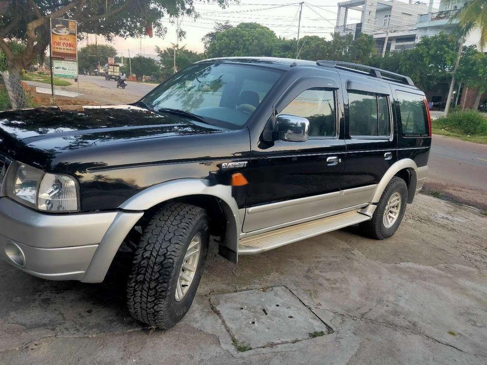Cần bán Ford Everest đời 2006, nhập khẩu nguyên chiếc, giá cạnh tranh (5)
