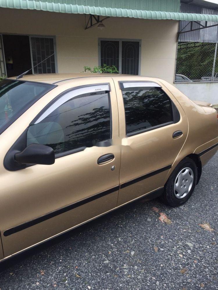 Bán xe Fiat Siena 2003, nhập khẩu nguyên chiếc số sàn, giá tốt (3)
