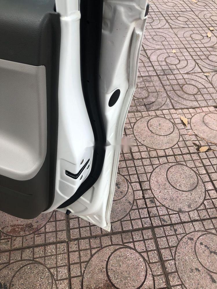 Bán ô tô Kia Morning đời 2016, màu trắng xe gia đình (11)