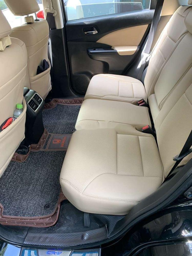 Bán xe cũ Honda CR V 2.4G sản xuất 2016, màu đen, 829tr (8)
