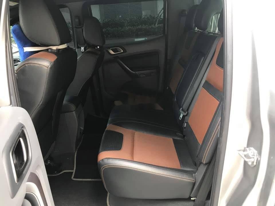 Bán xe Ford Ranger năm 2018, màu xám, nhập khẩu, xe gia đình, 769 triệu (6)