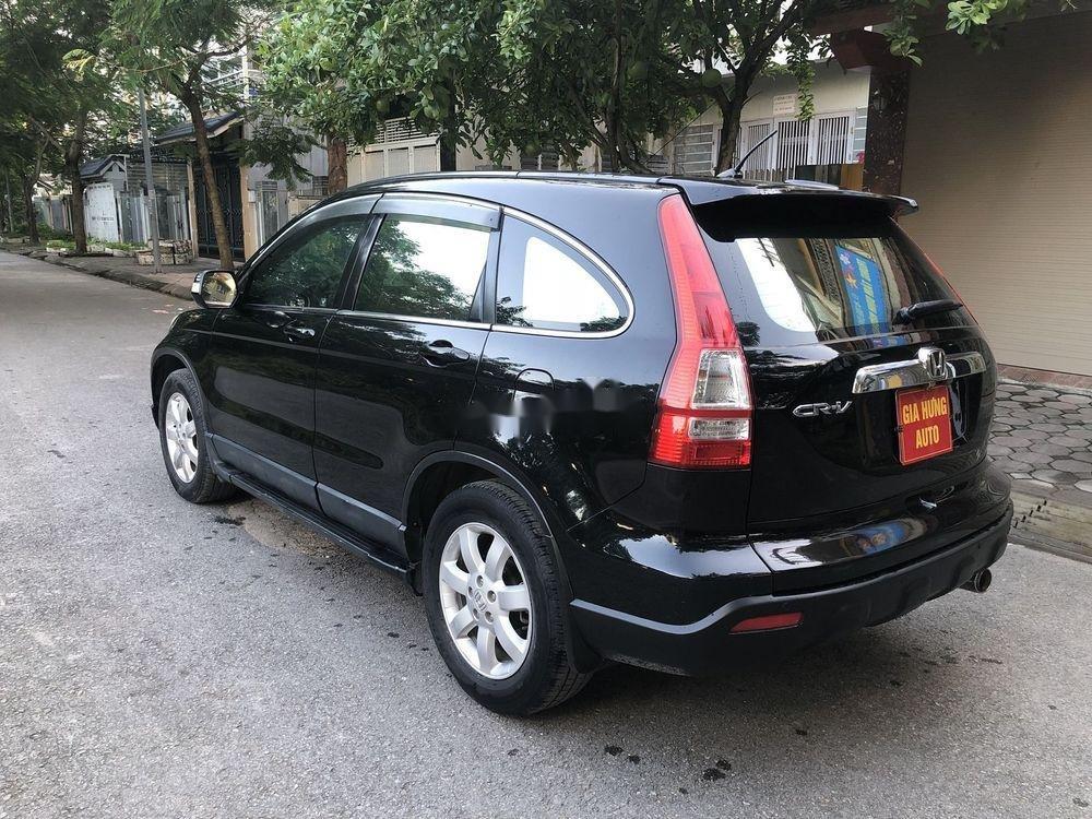 Bán Honda CR V đời 2009, màu đen (2)