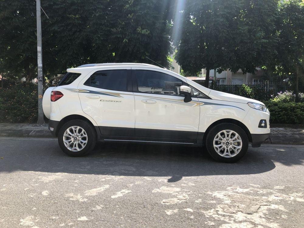 Bán Ford EcoSport Titanium 2017, màu trắng số tự động (11)