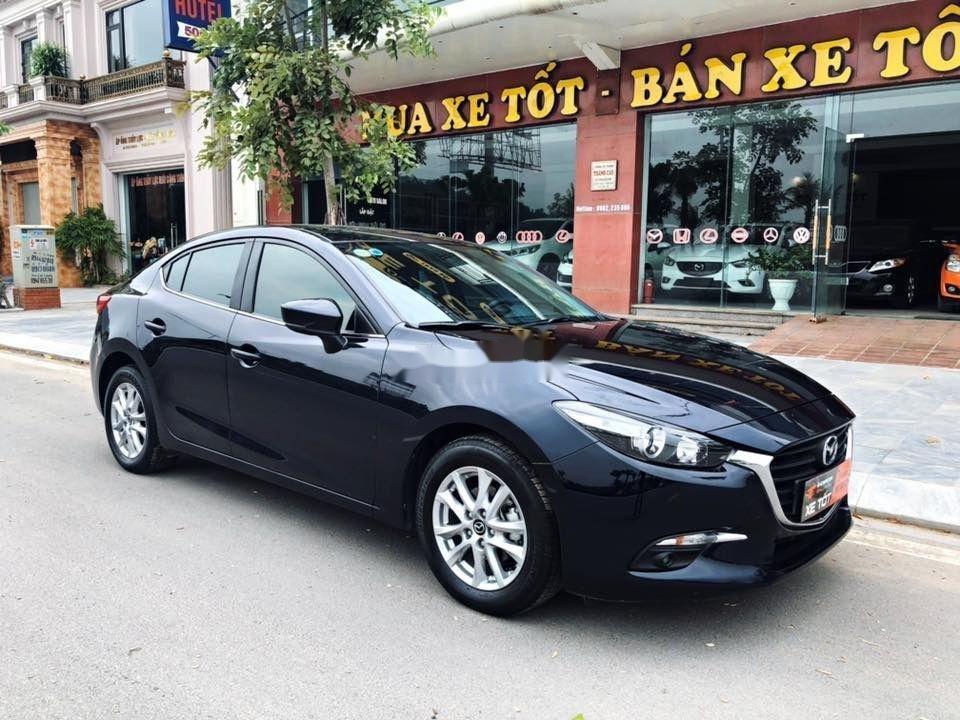 Chính chủ bán ô tô Mazda 3 năm 2018, màu xanh lam, xe nhập (1)