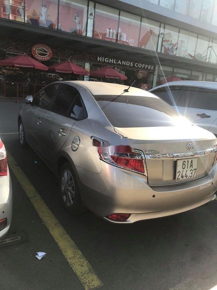 Bán Toyota Vios 2015 số tự động (2)