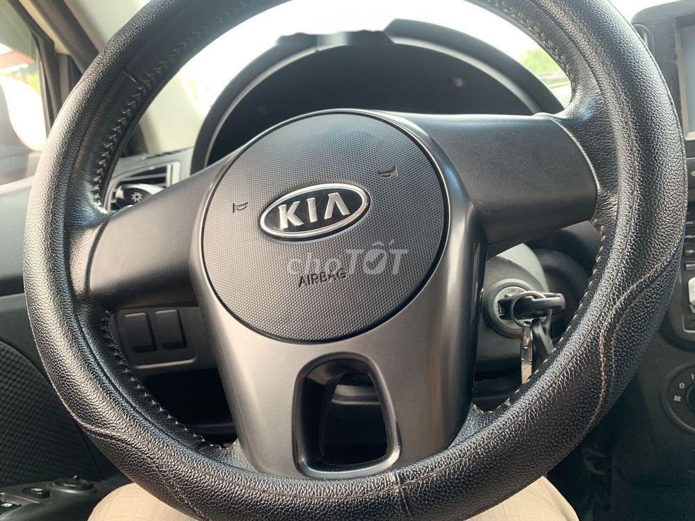 Cần bán lại xe Kia Morning AT đời 2009, màu trắng, nhập khẩu   (6)