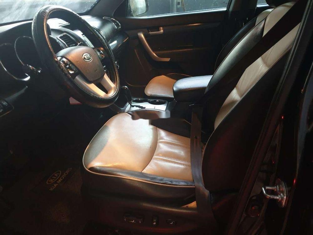 Bán Kia Sorento AT sản xuất 2012, màu đen xe gia đình, giá chỉ 498 triệu (7)