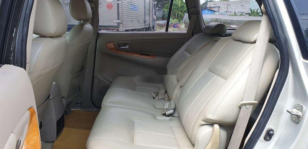 Bán xe Toyota Innova đời 2010, màu bạc chính chủ, giá chỉ 345 triệu, xe nguyên bản (11)