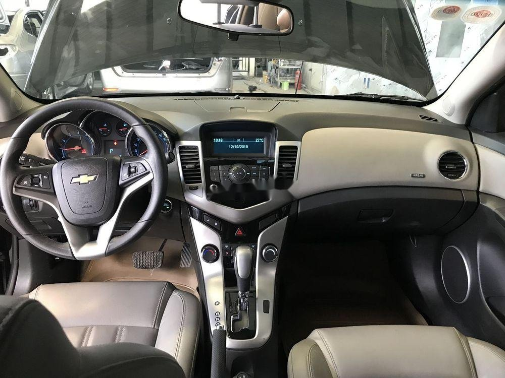Bán Chevrolet Cruze LTZ 1.8 AT sản xuất 2014, màu đen còn mới giá cạnh tranh (4)