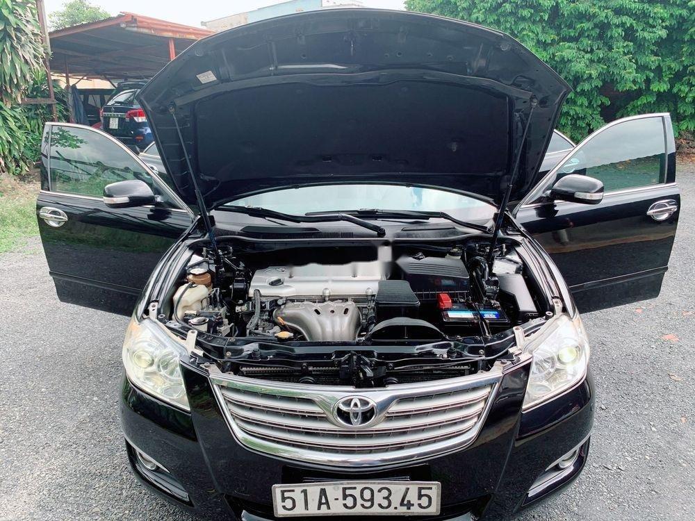 Bán xe Toyota Camry AT đời 2007, màu đen giá cạnh tranh (6)