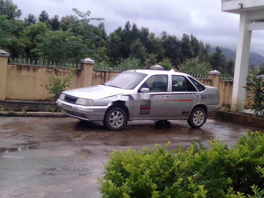 Cần bán lại xe Fiat Tempra đời 1996, màu trắng xe gia đình, xe nguyên bản (4)
