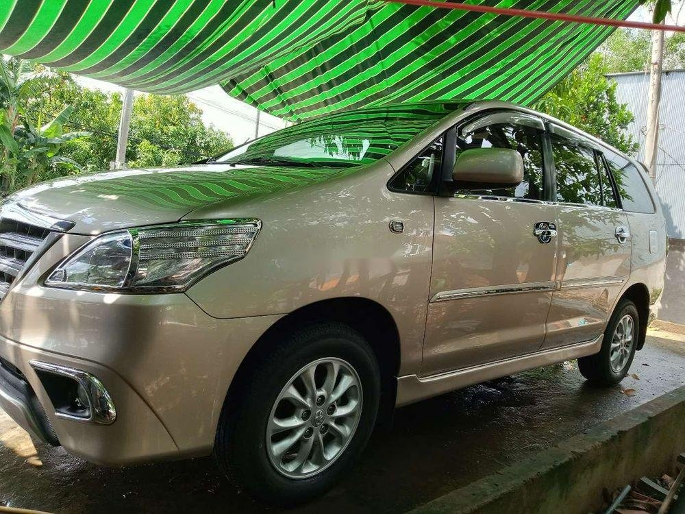 Bán Toyota Innova MT đời 2014, giá chỉ 435 triệu (1)