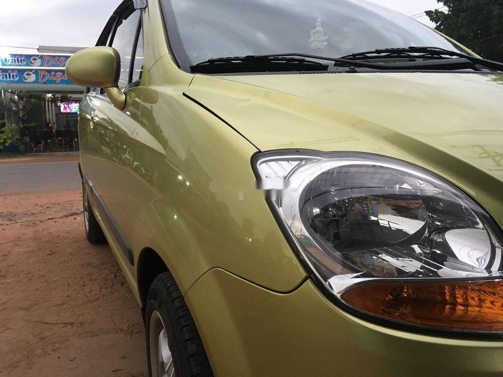 Cần bán gấp Chevrolet Spark năm sản xuất 2010 số sàn (4)