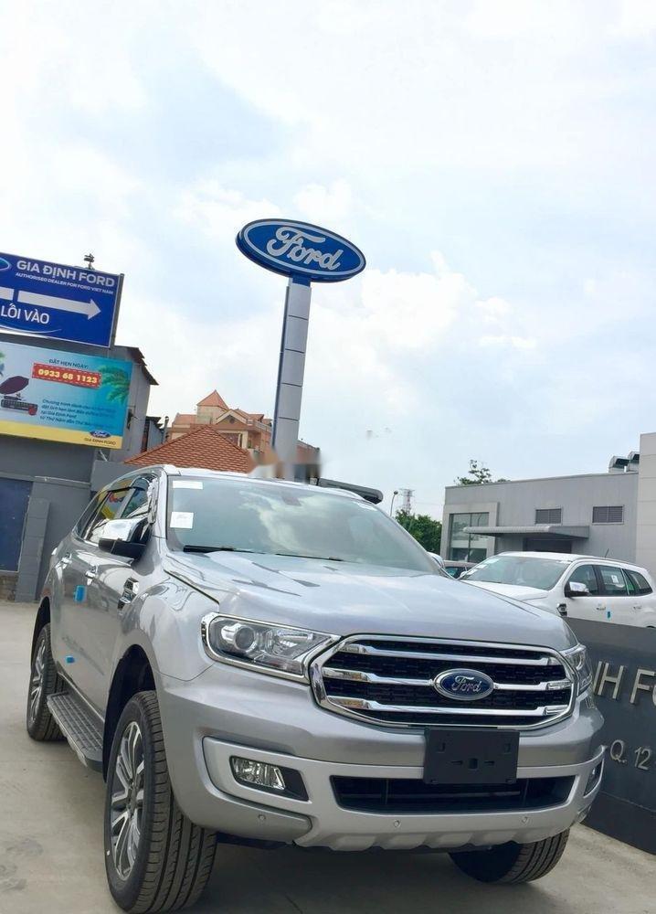 Bán Ford Everest năm sản xuất 2019, màu bạc, nhập khẩu  (1)