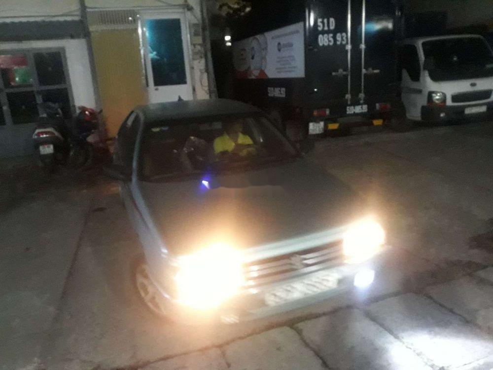 Cần bán xe Peugeot 404 sản xuất 1990, nhập khẩu (2)