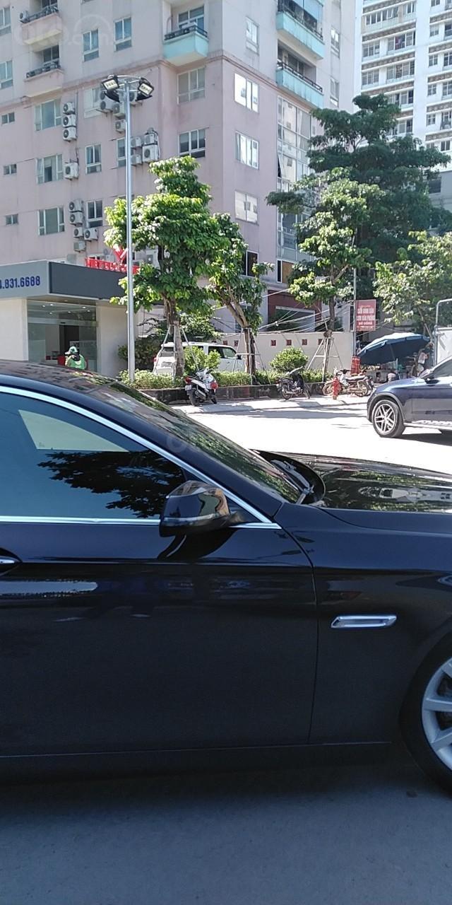 Bán BMW 5 Series 535i sản xuất 2014, màu nâu doanh nhân, mới 98% (2)