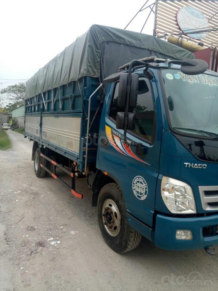 Bán xe tải 700C đời 2017, thùng dài 5.8m (1)