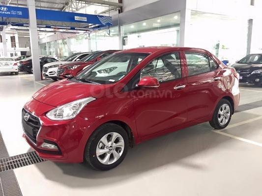 Bán xe Hyundai I10 AT 2019 giá 403 triệu, cơ hội trúng 100 triệu khi mua xe, xe mới 100% (2)