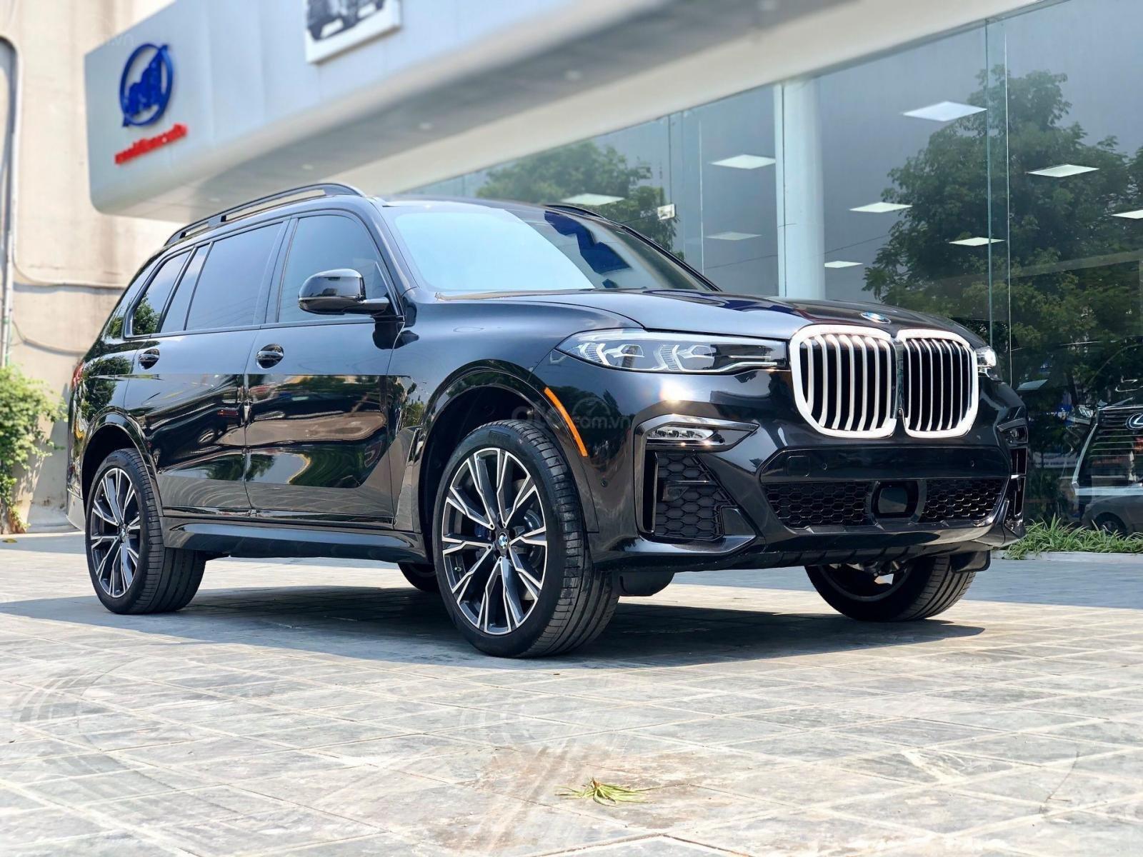 BMW X7 xDrive40i 2020 Hà Nội. Giá tốt giao xe ngay (1)