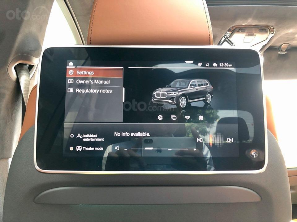 BMW X7 xDrive40i 2020 Hà Nội. Giá tốt giao xe ngay (14)